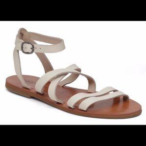 Lucky 🍀 Brand Addie Sandals Super Cute Size 7